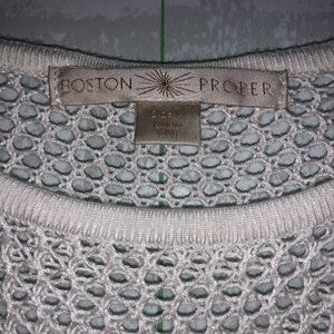 Boston Proper Sweaters - Boston proper Ombre knit sweater sz M B4